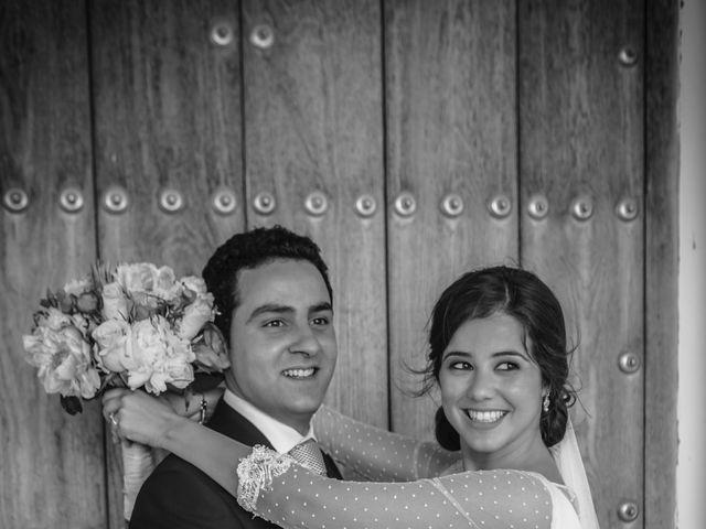 La boda de Jose Andrés y Almudena en Oliva De La Frontera, Badajoz 32
