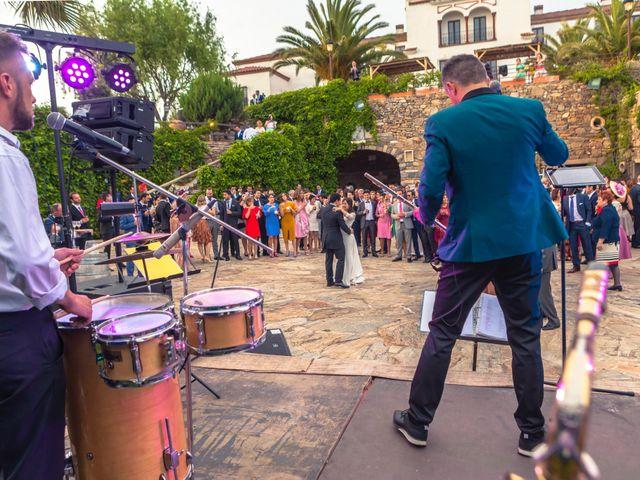 La boda de Jose Andrés y Almudena en Oliva De La Frontera, Badajoz 42