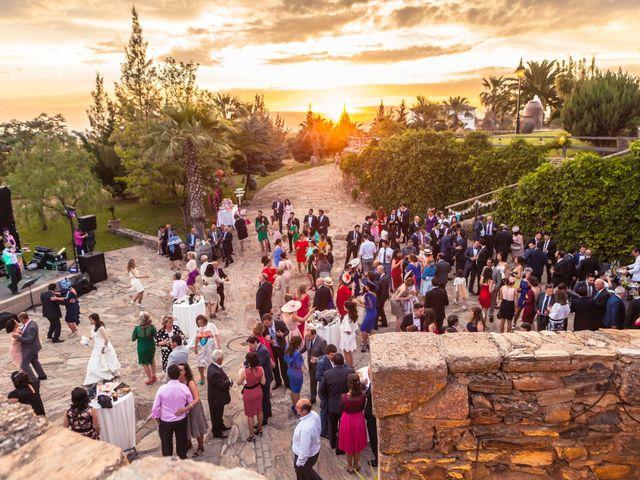 La boda de Jose Andrés y Almudena en Oliva De La Frontera, Badajoz 43