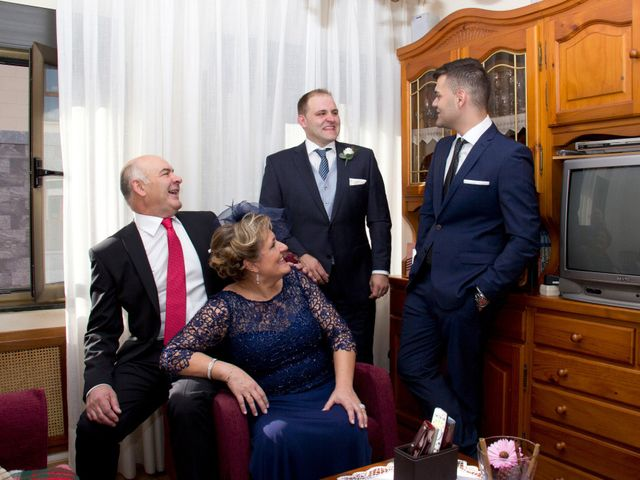La boda de Alberto y María en Cabueñes, Asturias 12