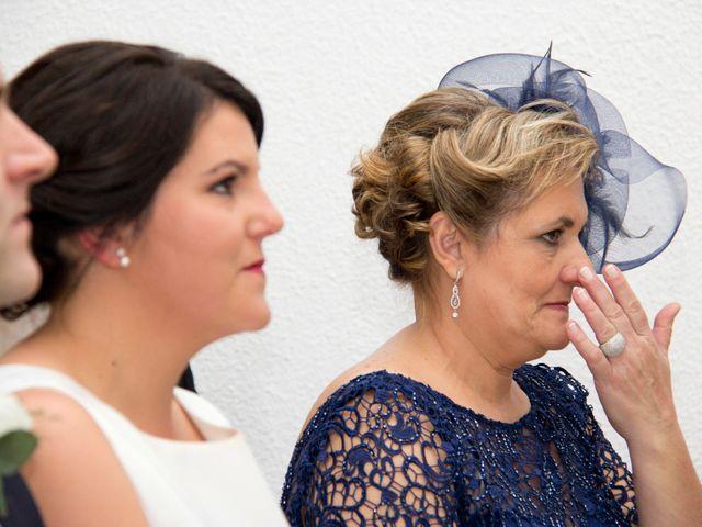 La boda de Alberto y María en Cabueñes, Asturias 29