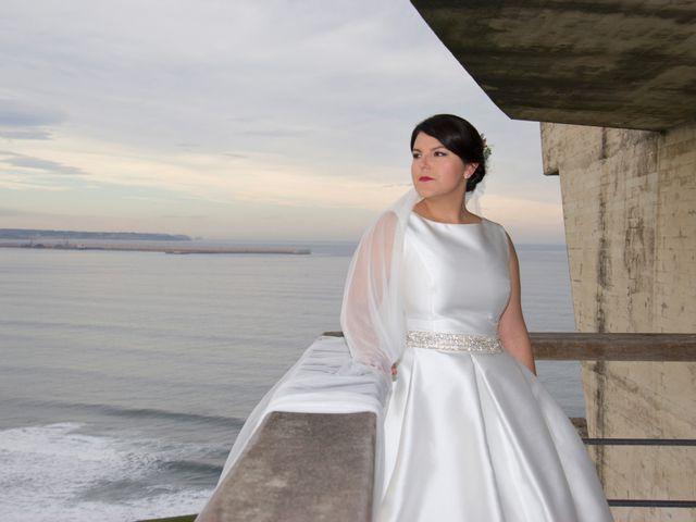 La boda de Alberto y María en Cabueñes, Asturias 34