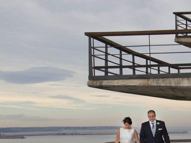 La boda de Alberto y María en Cabueñes, Asturias 39