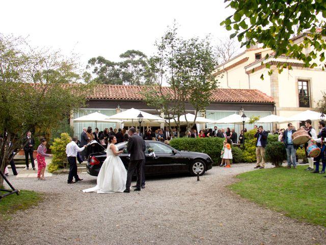 La boda de Alberto y María en Cabueñes, Asturias 50