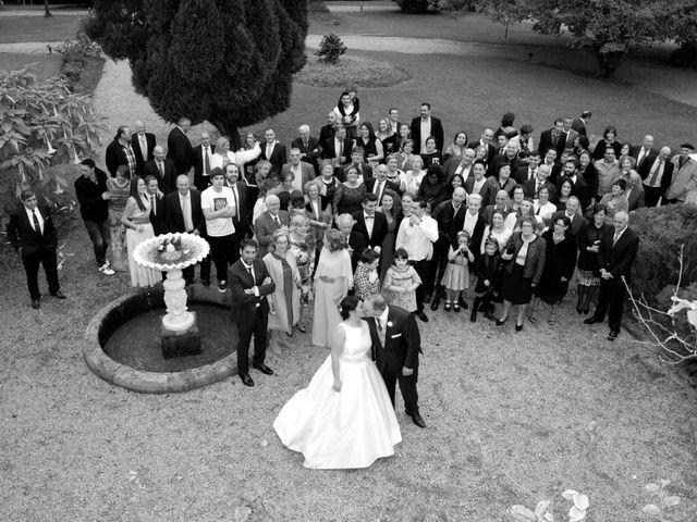 La boda de Alberto y María en Cabueñes, Asturias 52