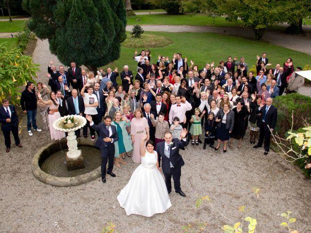 La boda de Alberto y María en Cabueñes, Asturias 53