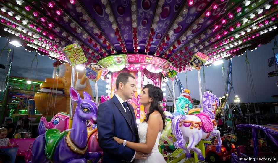La boda de Adrian y Lorena en Ponferrada, León