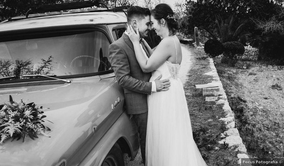 La boda de Josu y Xisca en Palma De Mallorca, Islas Baleares