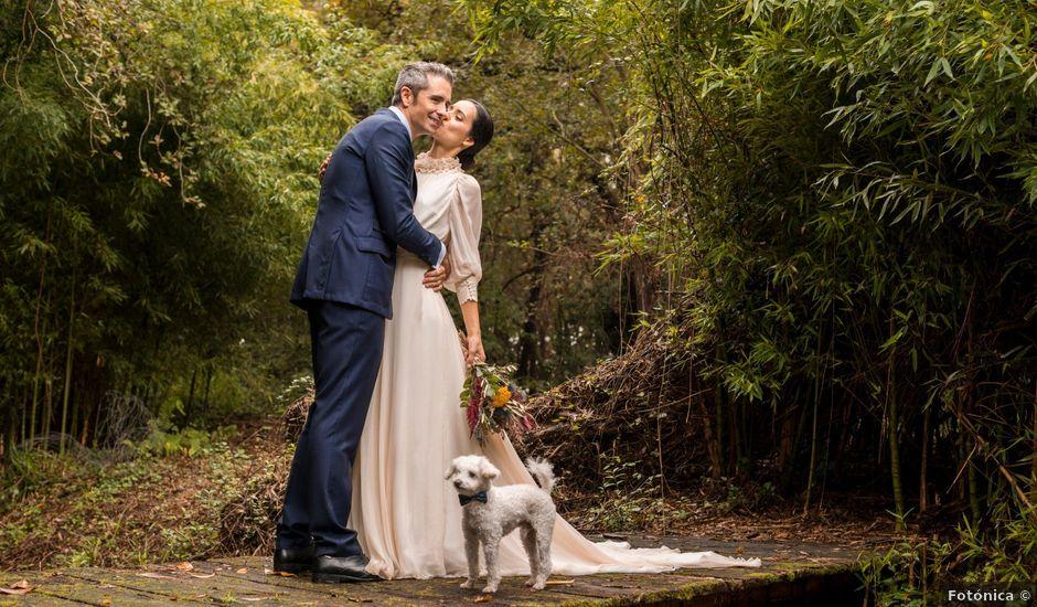 La boda de Pablo y Elena en Loiu, Vizcaya