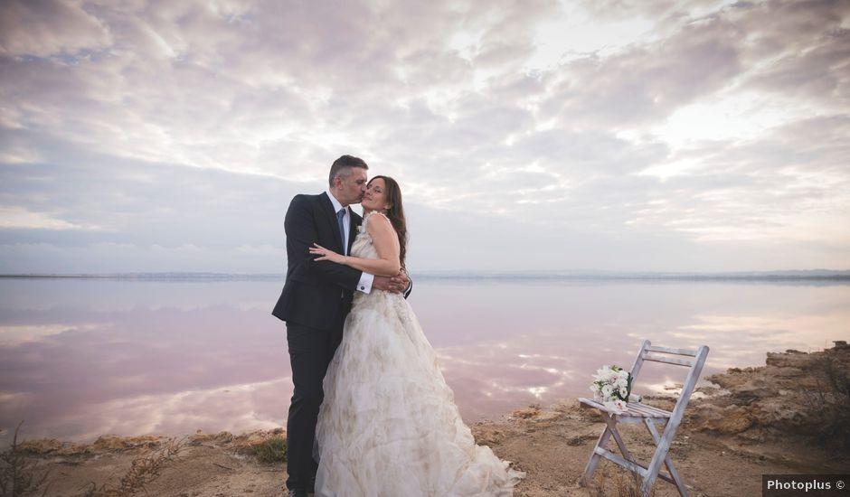 La boda de Pep y Gema en Dénia, Alicante
