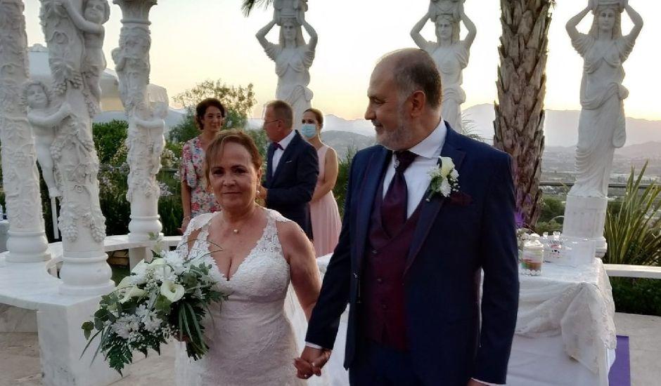 La boda de Ana y Antonio en Alhaurin El Grande, Málaga