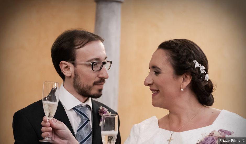 La boda de Eva y Daniel en La Rinconada, Sevilla