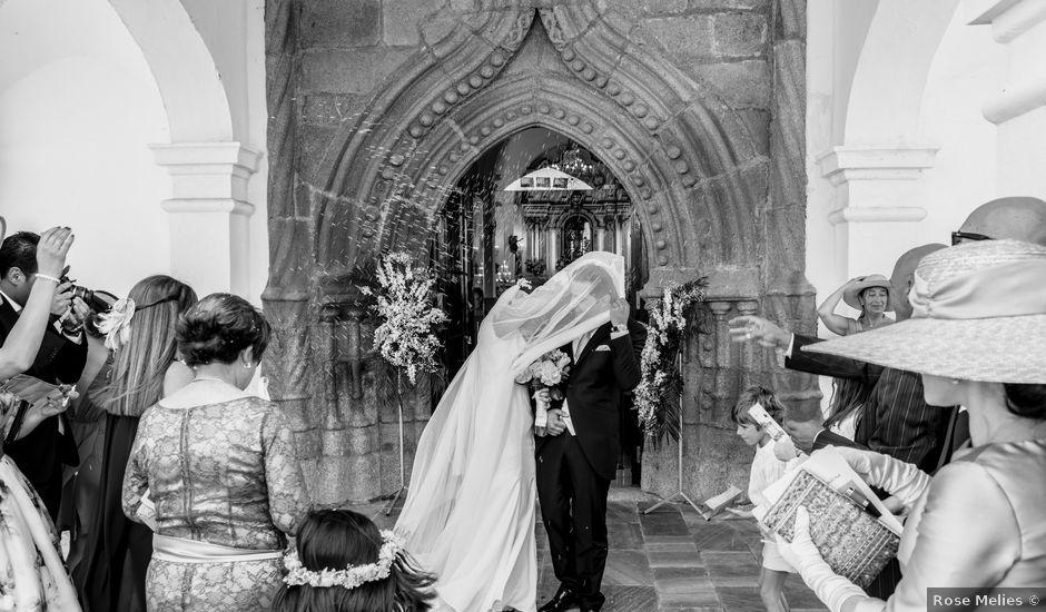 La boda de Jose Andrés y Almudena en Oliva De La Frontera, Badajoz