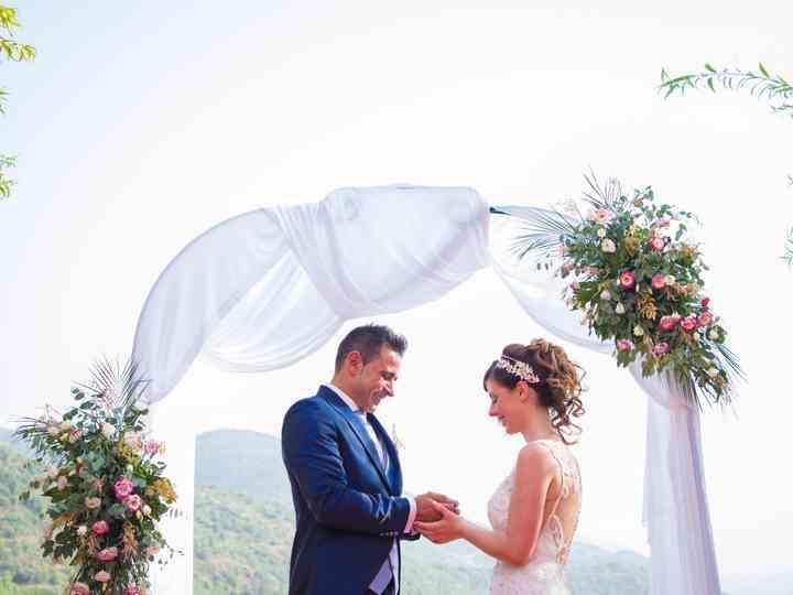 La boda de Vero y Alfonso