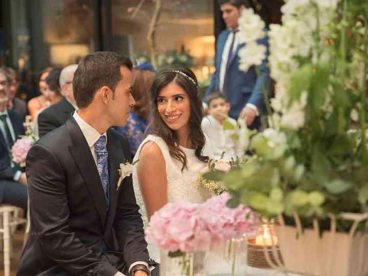La boda de Isa y Luís