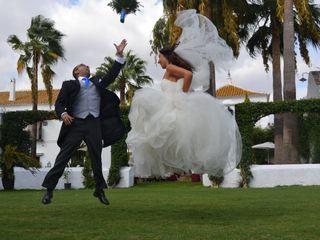 La boda de Rubén y Margarita