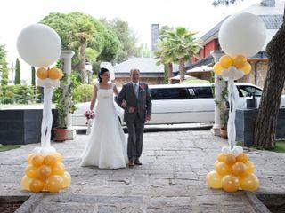 La boda de Nuria y Javi 1