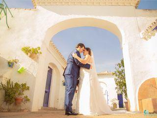 La boda de Alba y Luciano