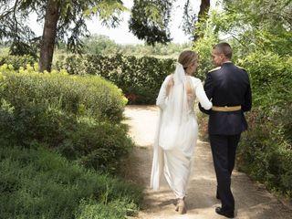 La boda de Álvaro y Carla