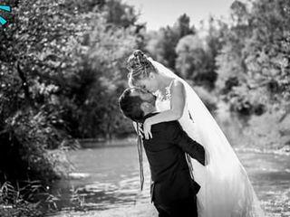 La boda de Maeva Lys y Iñaki 1