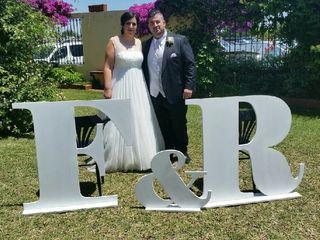 La boda de Rocio y Fede 1