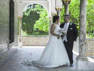 La boda de Rocio y Fede