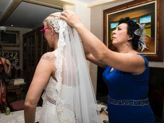 La boda de Vanessa y Christian 2