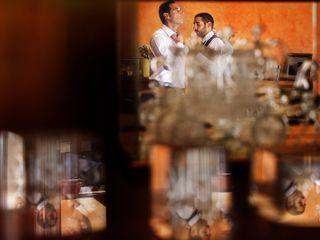 La boda de Glòria y Gerard 1