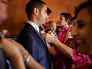 La boda de Glòria y Gerard 2