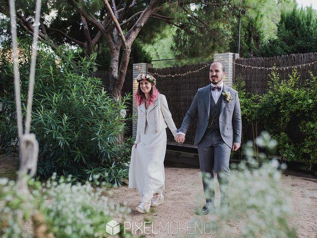 La boda de Alicia y Alger
