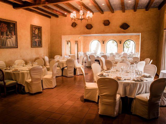 La boda de Gabriele y Carla en Castelldefels, Barcelona 13