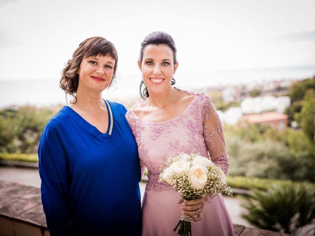 La boda de Gabriele y Carla en Castelldefels, Barcelona 33