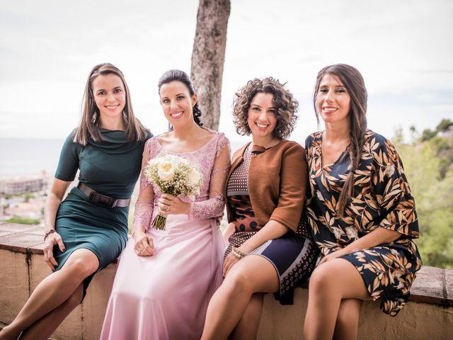 La boda de Gabriele y Carla en Castelldefels, Barcelona 34