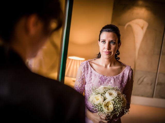 La boda de Gabriele y Carla en Castelldefels, Barcelona 35
