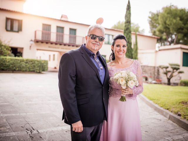 La boda de Gabriele y Carla en Castelldefels, Barcelona 40