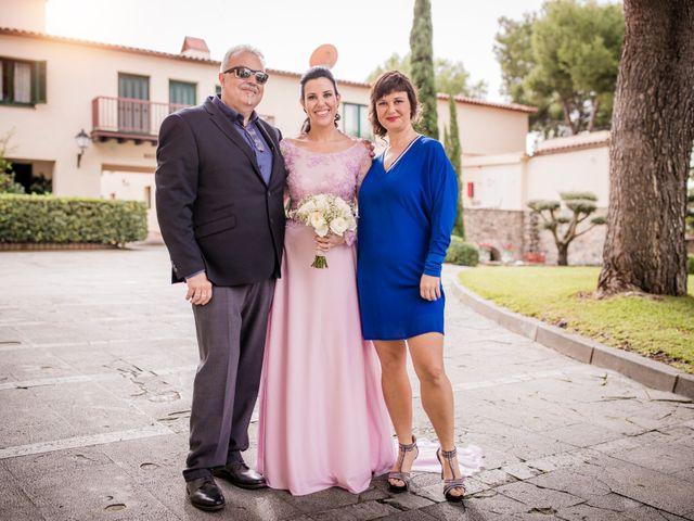 La boda de Gabriele y Carla en Castelldefels, Barcelona 41