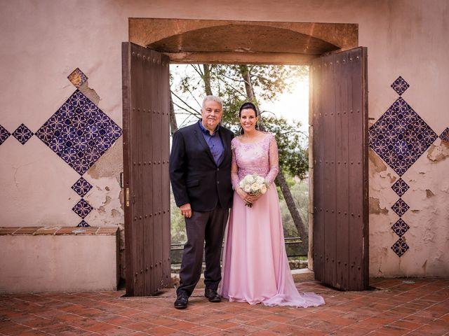 La boda de Gabriele y Carla en Castelldefels, Barcelona 43