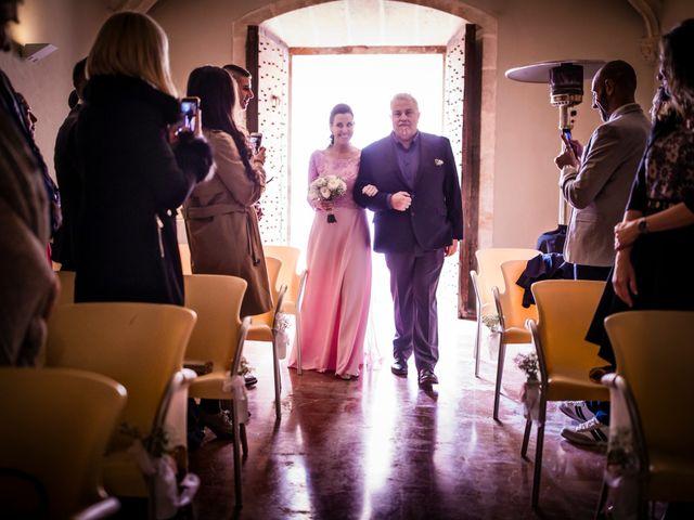 La boda de Gabriele y Carla en Castelldefels, Barcelona 45