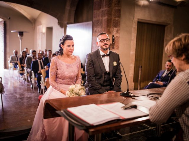 La boda de Gabriele y Carla en Castelldefels, Barcelona 49
