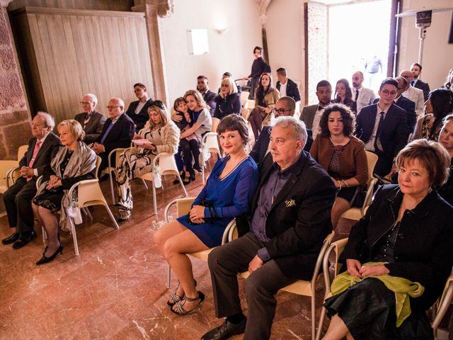 La boda de Gabriele y Carla en Castelldefels, Barcelona 52