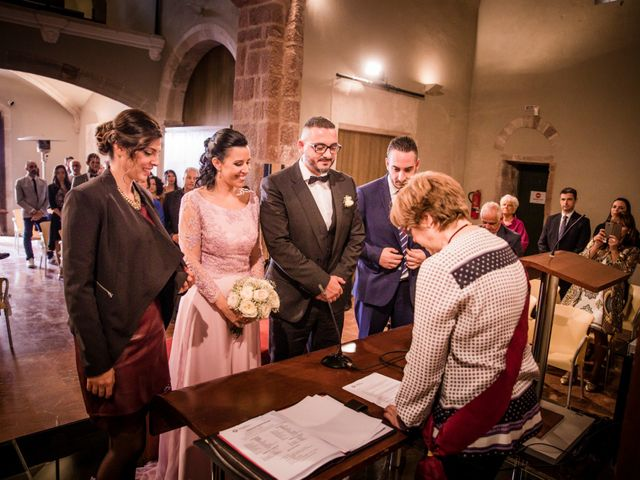 La boda de Gabriele y Carla en Castelldefels, Barcelona 54