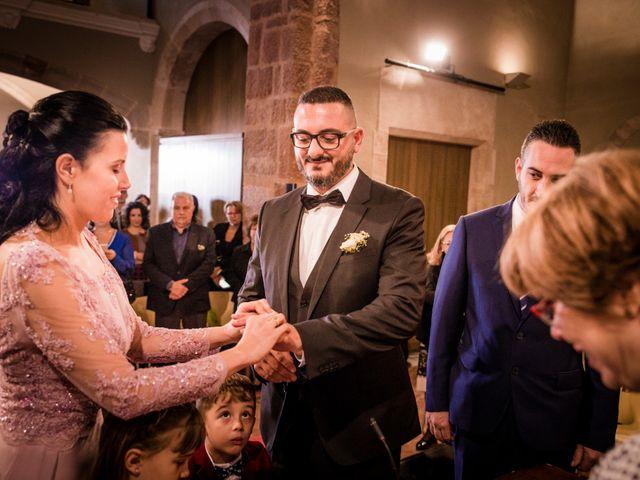 La boda de Gabriele y Carla en Castelldefels, Barcelona 58