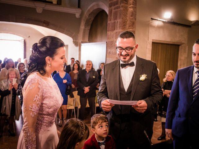 La boda de Gabriele y Carla en Castelldefels, Barcelona 59