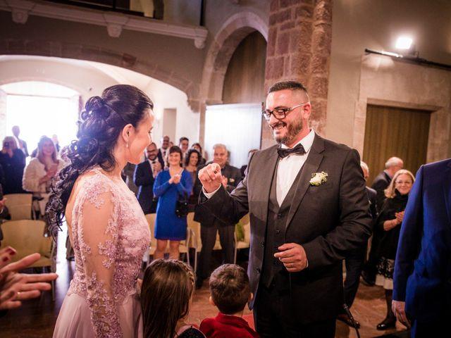 La boda de Gabriele y Carla en Castelldefels, Barcelona 60