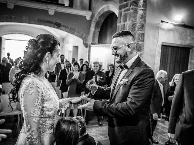 La boda de Gabriele y Carla en Castelldefels, Barcelona 61