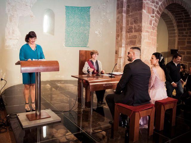 La boda de Gabriele y Carla en Castelldefels, Barcelona 63