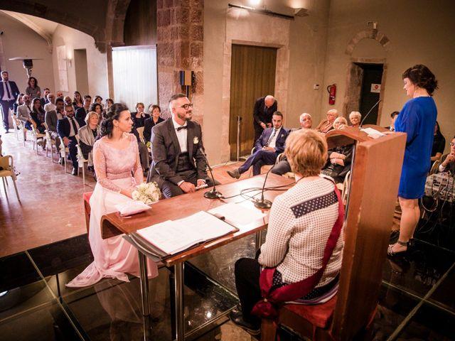 La boda de Gabriele y Carla en Castelldefels, Barcelona 65