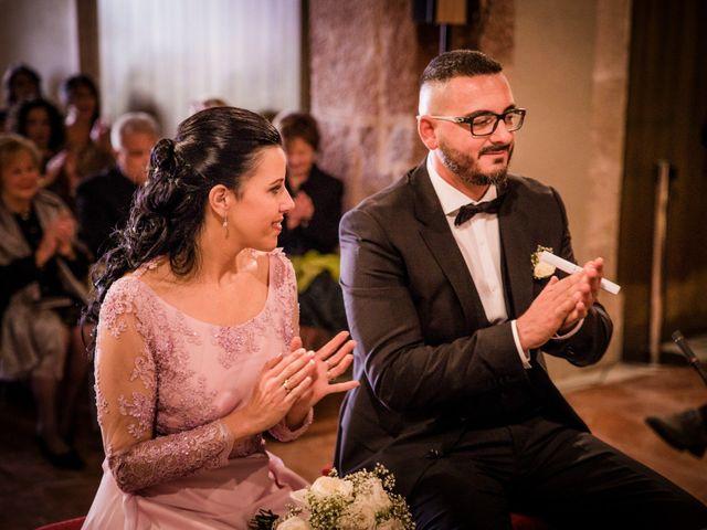 La boda de Gabriele y Carla en Castelldefels, Barcelona 66