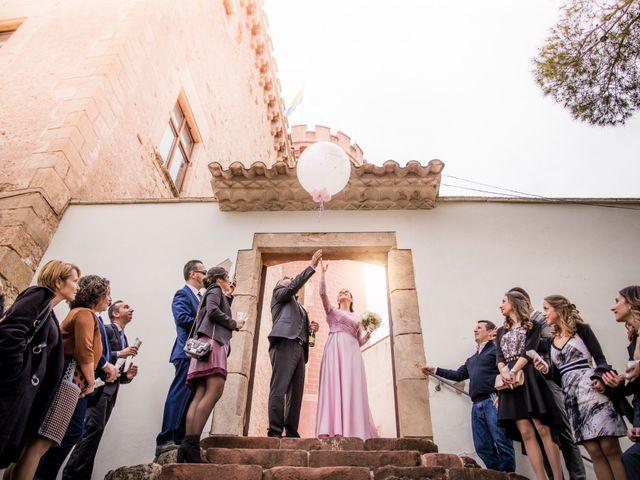 La boda de Gabriele y Carla en Castelldefels, Barcelona 1