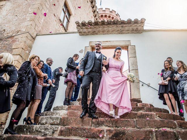 La boda de Gabriele y Carla en Castelldefels, Barcelona 72
